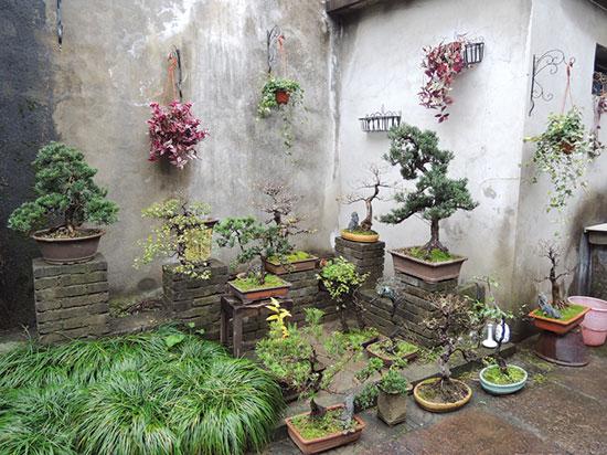 新中式民俗庭院
